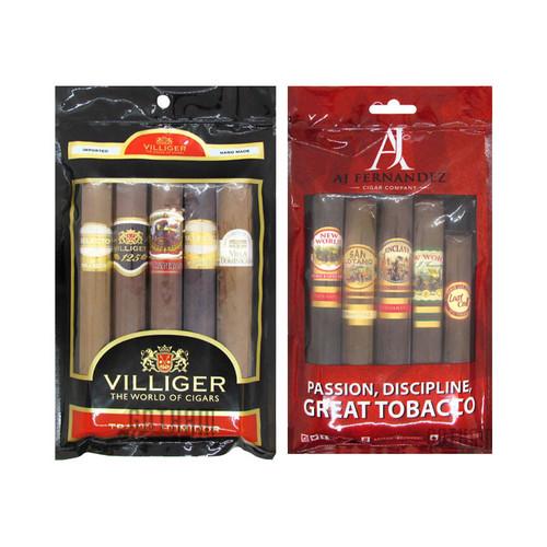 AJ Fernandez + Villiger Fresh Pack Sampler