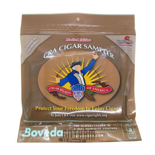 CRA 2021 Freedom Sampler Bag