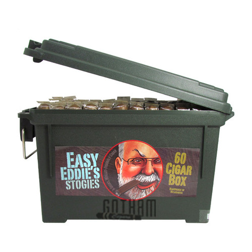 Easy Eddie's Stogies Open box