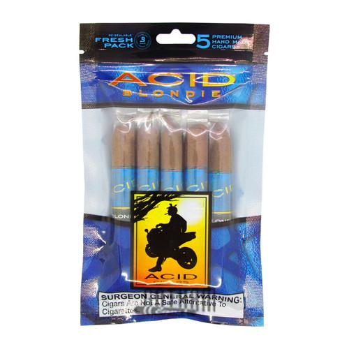 Acid Blue Blondie 5-Cigar Fresh Pack