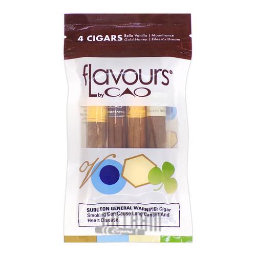 CAO Flavours Sampler Pack