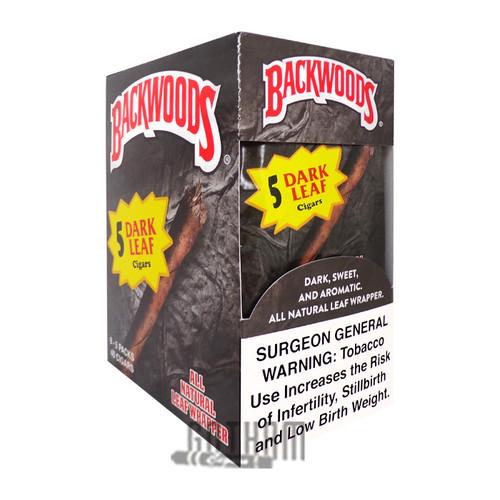 Backwoods Dark Leaf Box