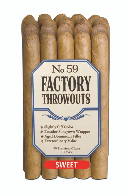 Factory Throwouts No.59 Sweet Bundle