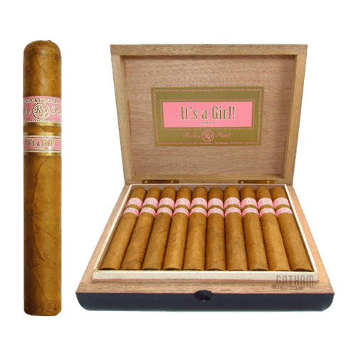 Rocky Patel It's a Girl Box