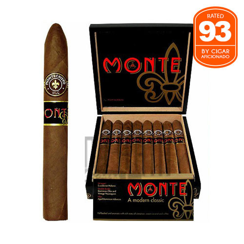 Monte by Montecristo Jacopo No 2 Box & Stick