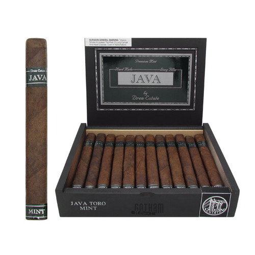 Java Mint Toro Open Box and Stick