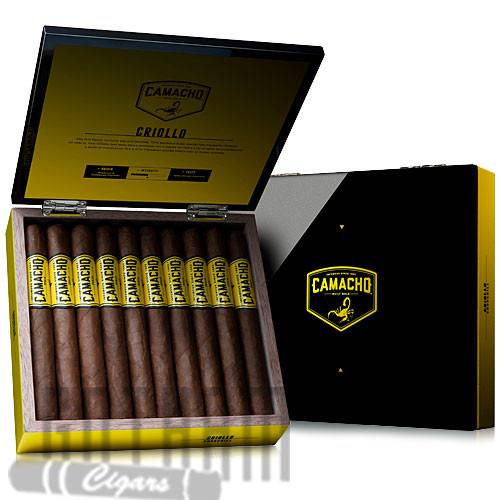 Camacho Criollo Robusto box