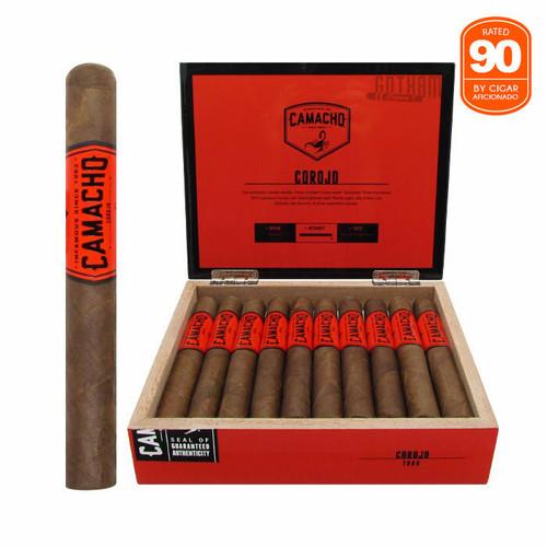 Camacho Corojo Toro Open Box and Stick