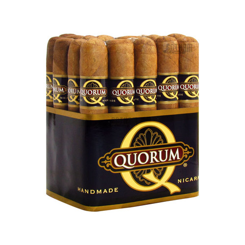 Quorum Classic Robusto Boundle
