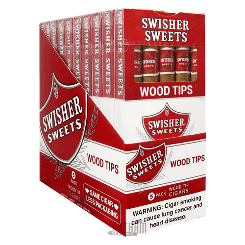 Swisher Sweets Wood Tip Packs