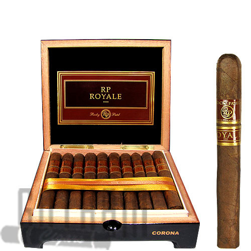 Rocky Patel Royale Corona Box & Stick