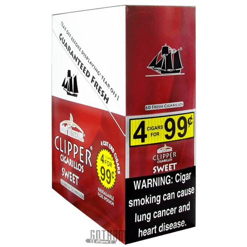 Clipper Cigarillos Sweet Box