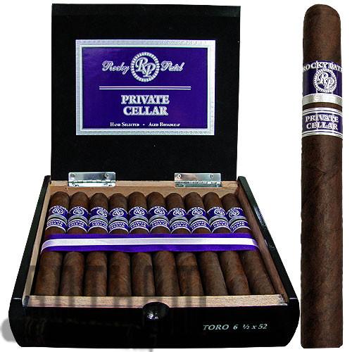 Rocky Patel Private Cellar Toro Maduro Box & Stick
