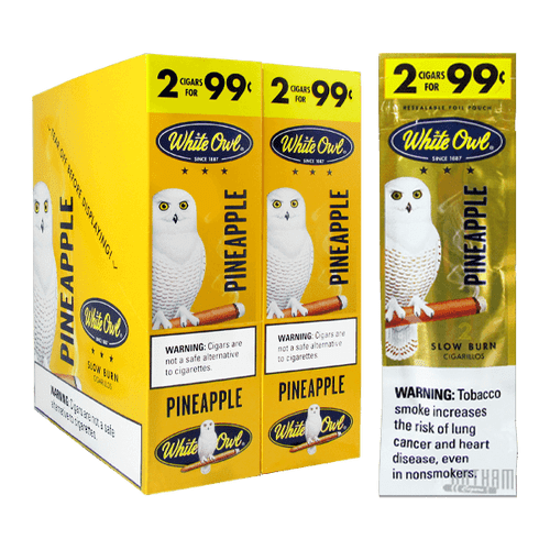 White Owl Cigarillos Pineapple