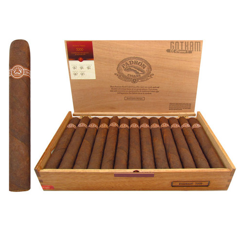 Padron 7000 Maduro Open Box and Stick