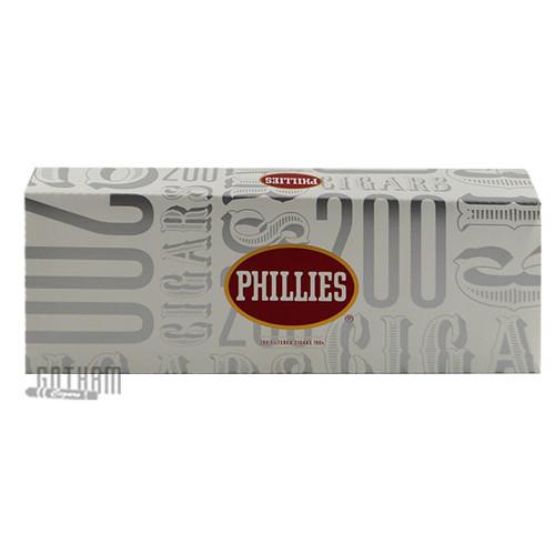 Phillies Filtered Cigars Regular carton