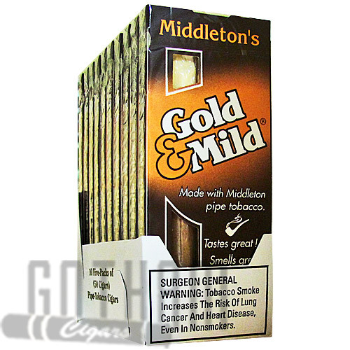 Middleton's Gold and Mild Pack