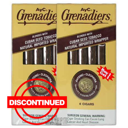 AYC Grenadier Natural Dark Buy 1 Get 1 Free