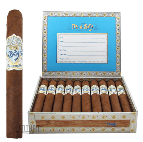 Alec Bradley It's a Boy Cigars Box and Stick