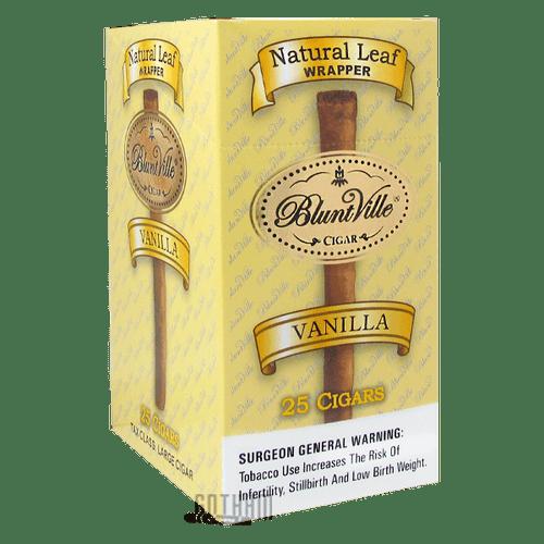 Bluntville Vanilla  Box