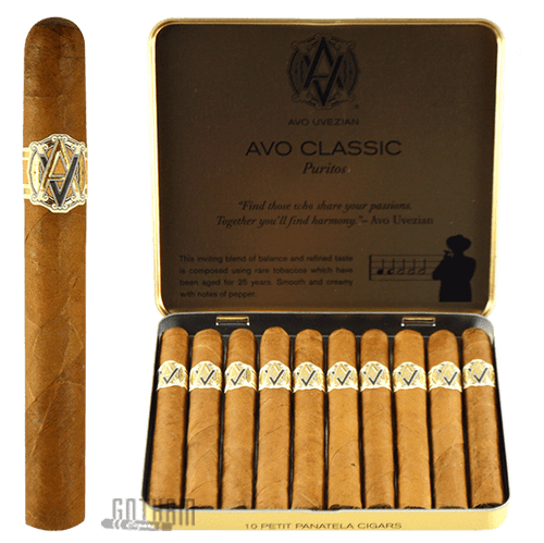 AVO Classic Puritos Pack & Stick