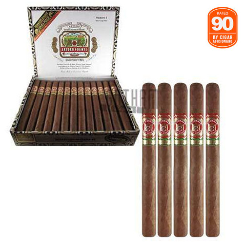 Arturo Fuente Seleccion Privada No.1 Rated 90