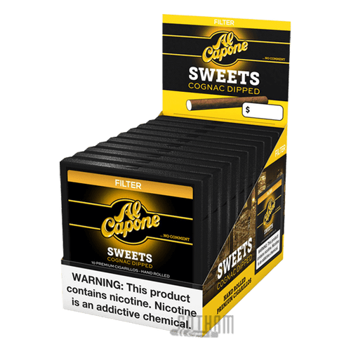 Al Capone Sweets Filter carton