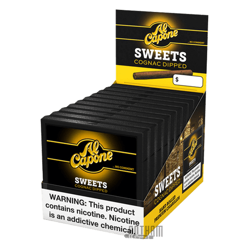 Al Capone Sweets Cognac packs