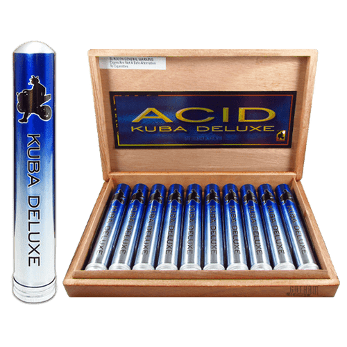 Acid Blue Kuba Deluxe Box
