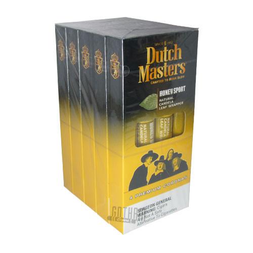 Dutch Masters Honey Sport Pack