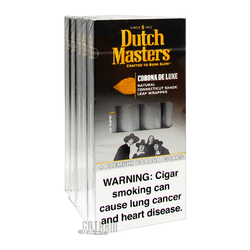 Dutch Masters Corona Deluxe Pack
