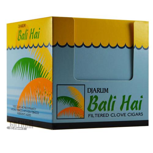 Djarum Filtered Clove Cigars Bali-Hai Box