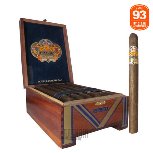 Diamond Crown Maximus Double Corona No. 1 Rated b 93 by Cigar Aficionado