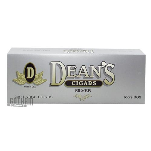 Dean's Large Cigars Mild 100 carton