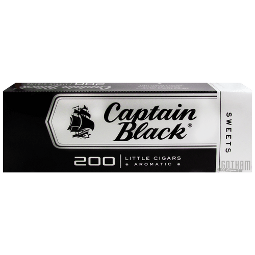 Captain Black Little Cigars Sweet Box