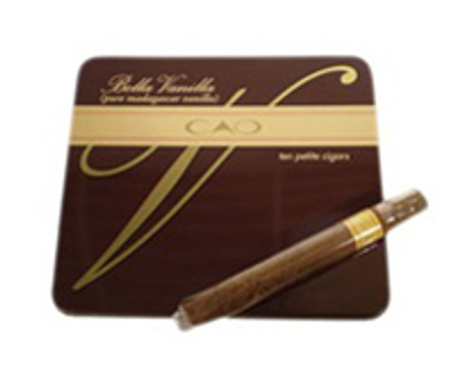 CAO Bella Vanilla Cigarillos Box