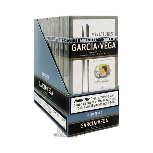 Garcia Y Vega Miniatures Pack