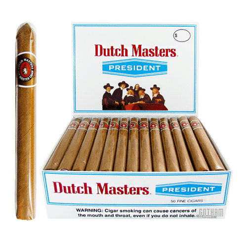 Dutch Masters President Box and Stick