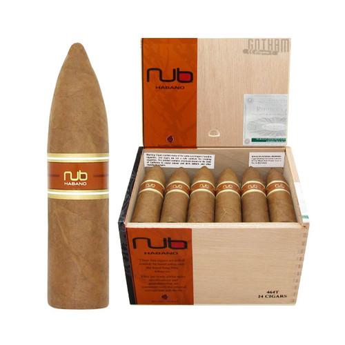 Nub Habano 464T (Torpedo) Open Box and Stick