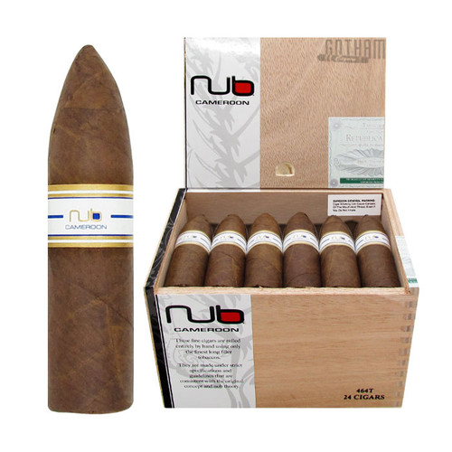 Nub Cameroon 464T (Torpedo) Open Box and Stick
