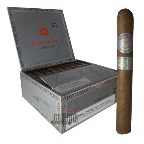 Montecristo Platinum Toro Box & Stick