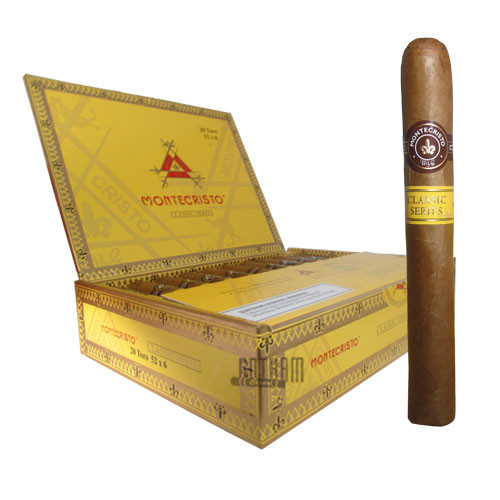 Montecristo Classic Collection Toro Box & Stick