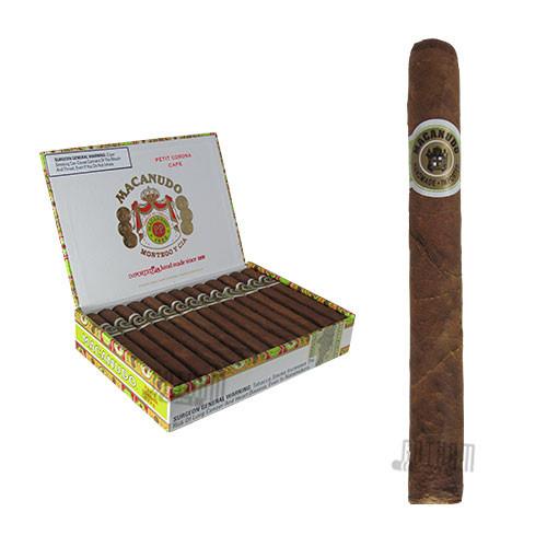 Macanudo Petit Corona box & stick