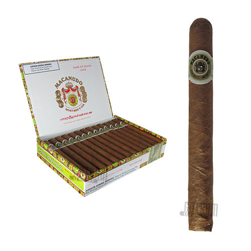 Macanudo Duke Of Devon box & stick