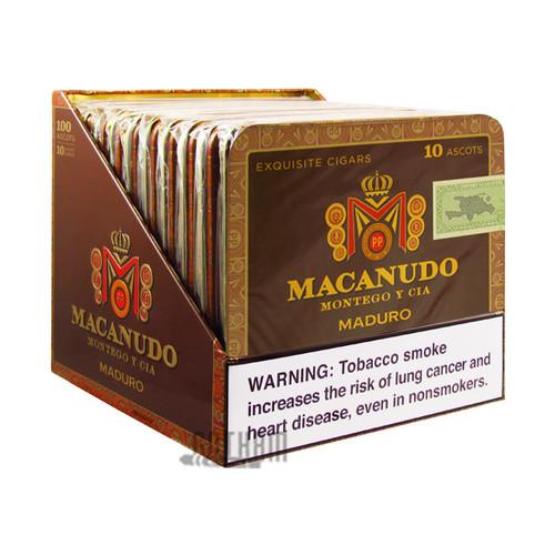 Macanudo Maduro Ascots