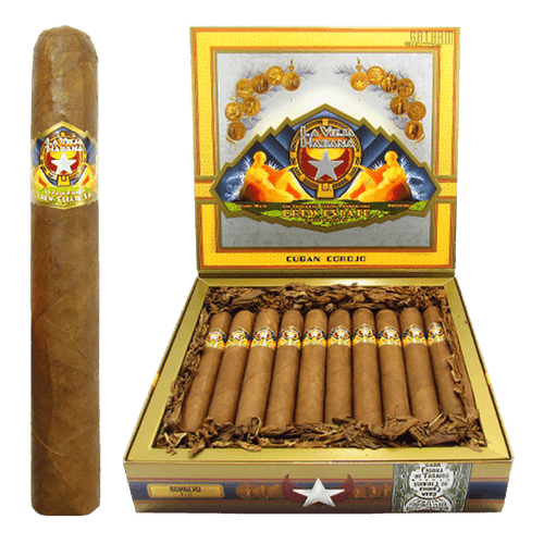La Vieja Habana Corojo Bombero