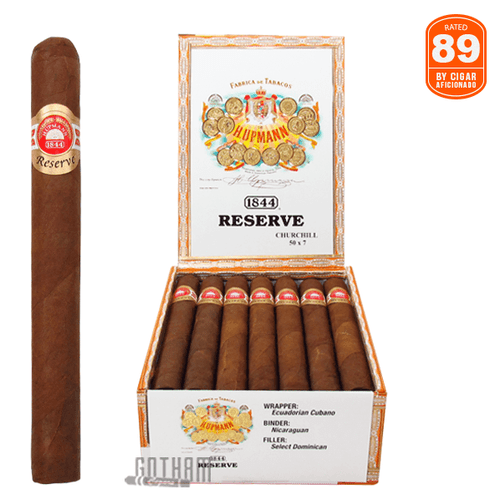 H. Upmann 1844 Reserve Churchill Box and Stick