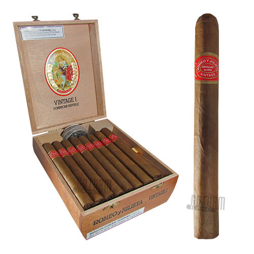 Romeo Y Julieta Vintage I Box & Stick