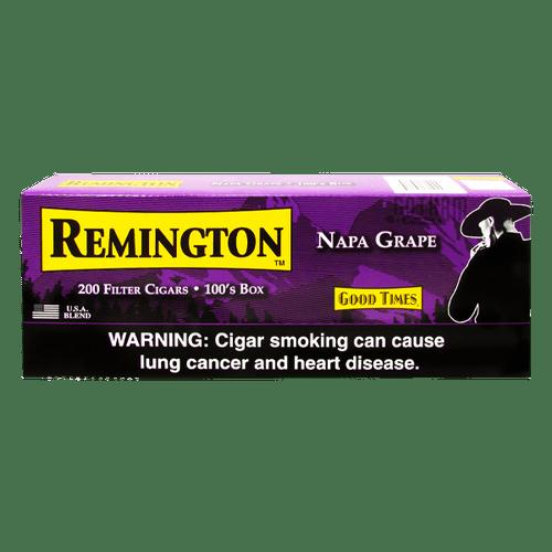 Remington Filtered Cigars Grape
