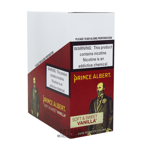 Prince Albert Soft & Sweet Vanilla Pack